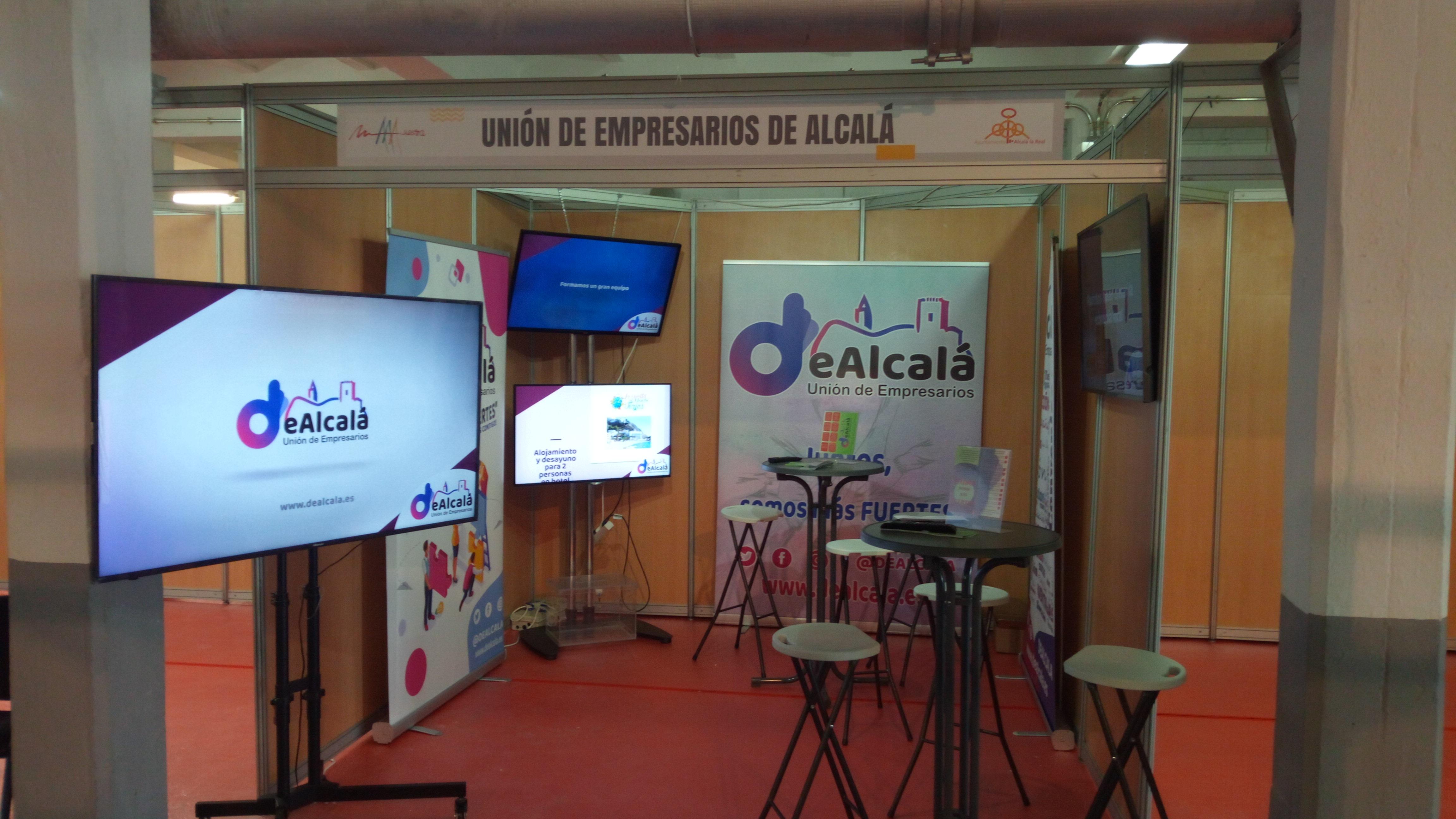 Stand en Alcalá muestra 2019